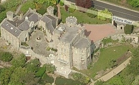 замок мандерли фото