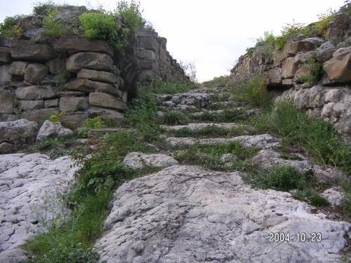 4269 Всемирното Православие - 18 гроба са разкрити при църква номер 19 на хълма Трапезица ( Външна емисия)